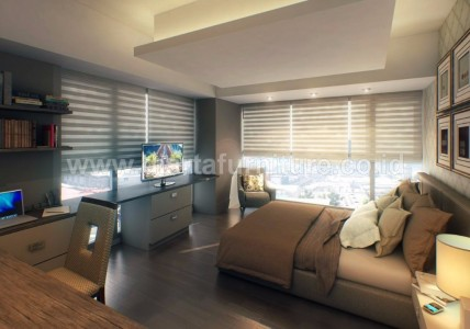 3D Interior Render Visual per view